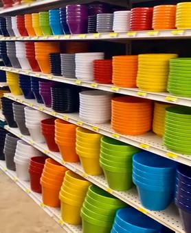 Rainbow Pottery