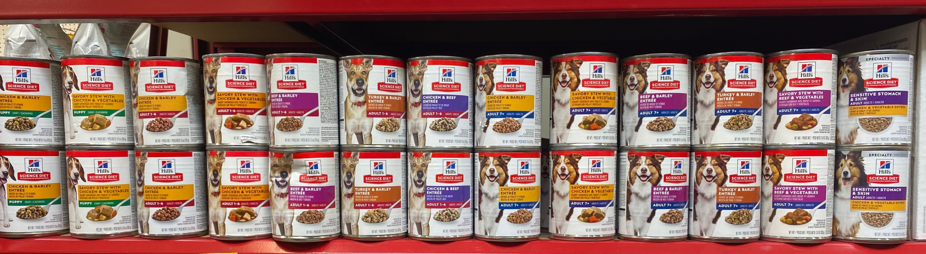 Hill's Science Diet Canned Dog Food