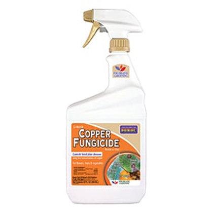 Bonide - Liquid Copper Fungicide RTU - 1 qt Change