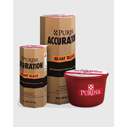 Purina Hi-Fat Block