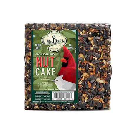 Mr. Bird Nut Cake