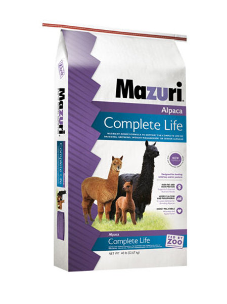 Mazuri Alpaca Complete Life