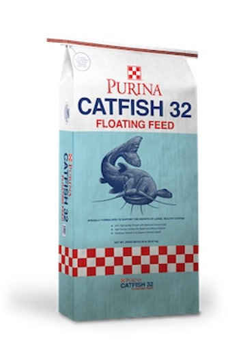 Purina Catfish 32 Feed