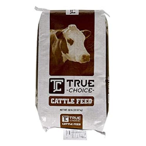 True Choice Cattle 12% Grower