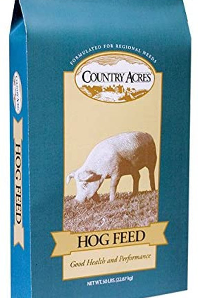 Purina Animal Nutrition Country Acres Pork GR/FIN 14 Pellet 50lb