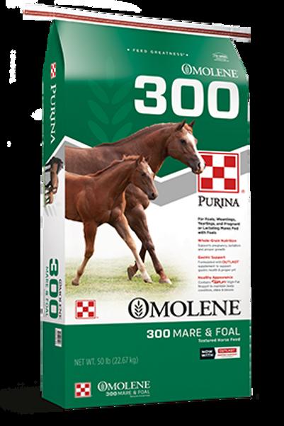 Purina Omolene 300 Mare & Foal Textured Horse Feed