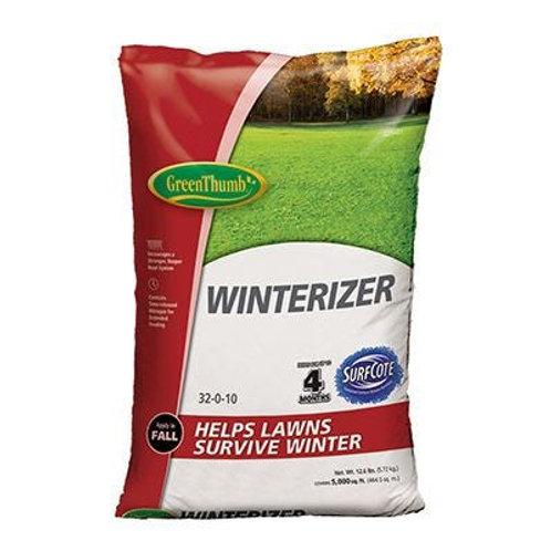 Green Thumb Winterizer Law Fertilizer