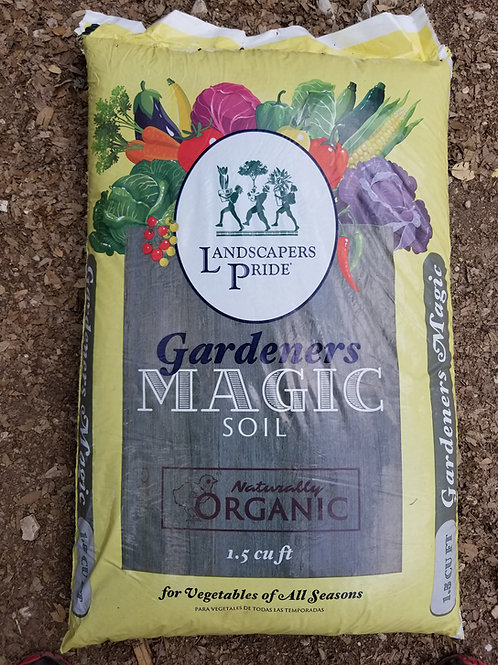 Landscapers Pride Gardeners Pride Magic Soil