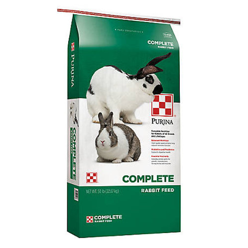 Purina Complete Rabbit Feed Pellet