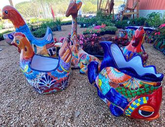Animal Pottery