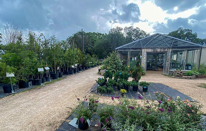 Nursery and Greenhouse