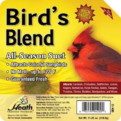 Bird's Blend High Energy Suet Cake - 11.25 oz