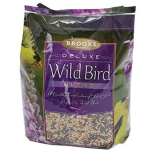 Brooks Deluxe Wild Bird - 20 lb
