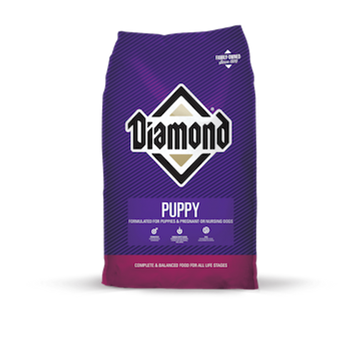 Diamond Puppy Formulated For Puppies & Pregnant Or Nursing Dogs 40 lbs.