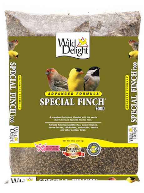 Wild Delight Special Finch Food 5 lbs.