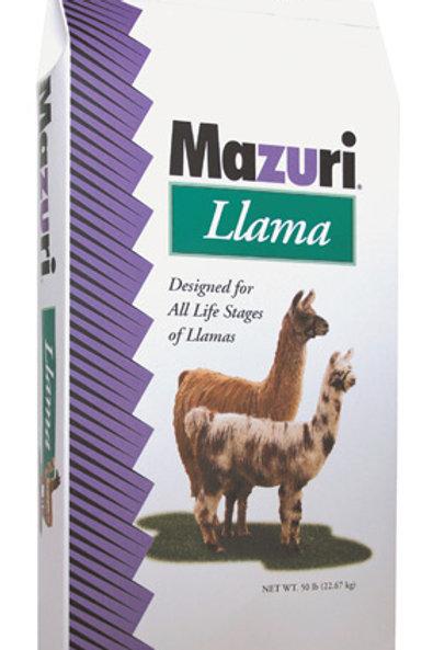 Mazuri Llama Feed