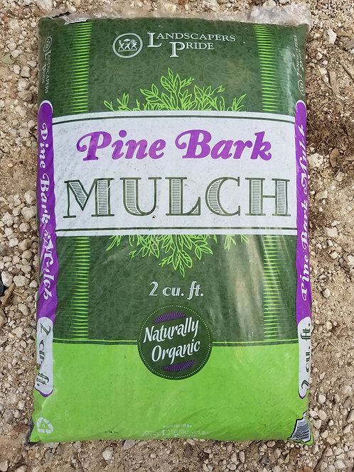 Landscapers Pride Pine Bark Mulch