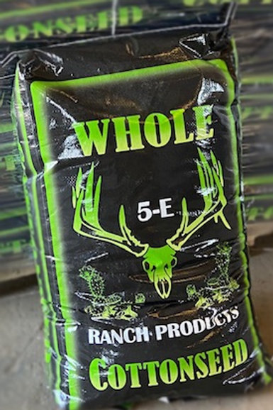 5-E Ranch Products Whole Cottonseed