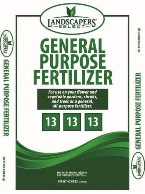 Landscapers Select General Purpose Fertilizer 13-13-13
