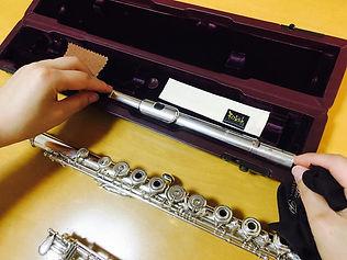 http://www.akiko-flute.com/フルートメンテナンスケースセット