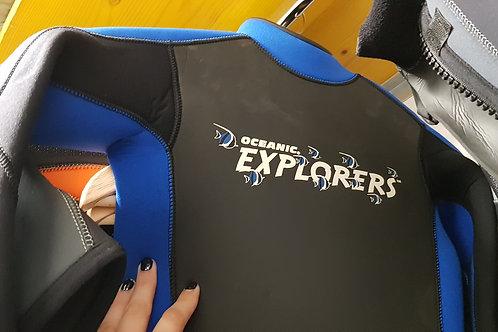 OCEANIC Explorers Kinder Anzug