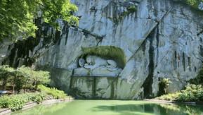 Jubiläum Löwendenkmal Luzern