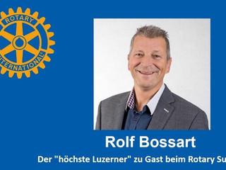 Besuch beim Rotary Club Sursee