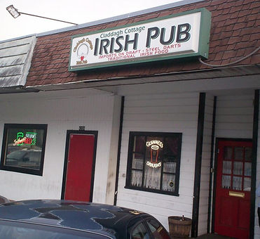 The Irish Pub in Orlando that's the insp