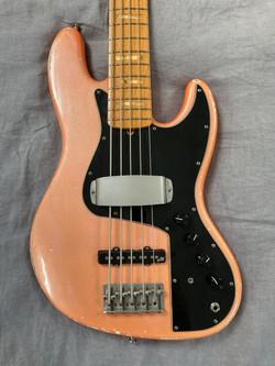 Fender Jazz Bass V Marcus Miller