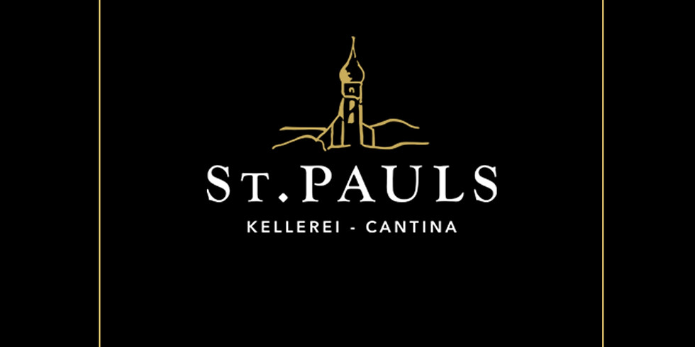 "Rome Wine & Food Week I Cantina ""KELLEREI ST.PAULS"""