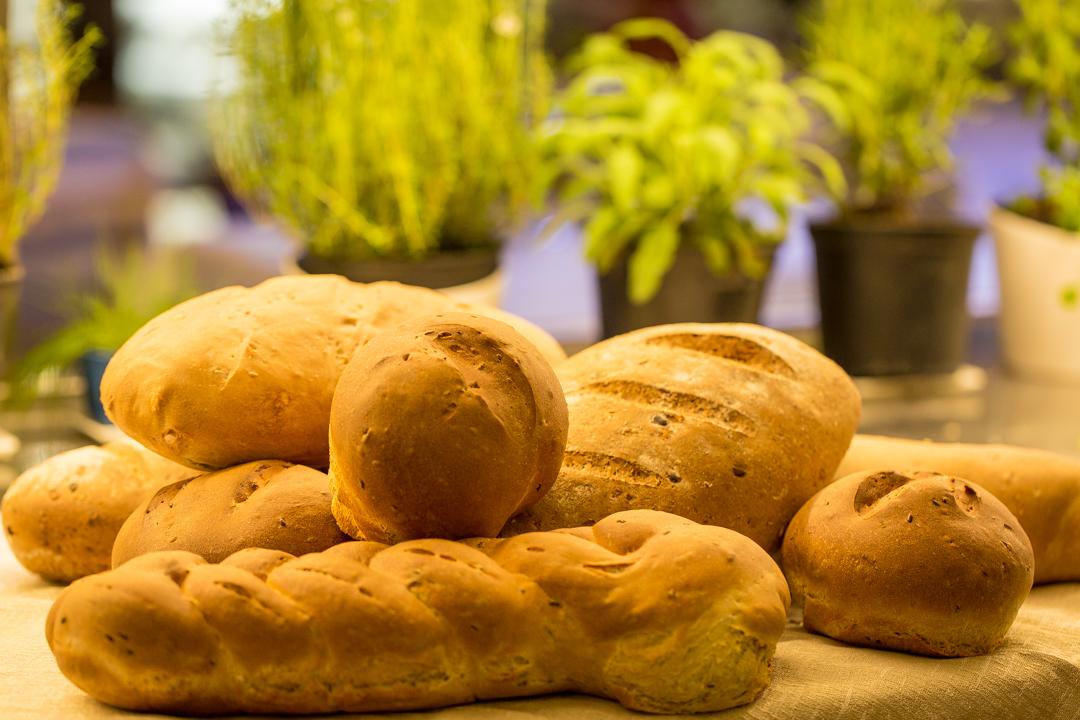 Il nostro pane fresco tutti i giorni