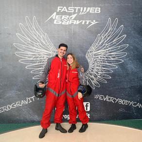 Aero Gravity Milano: volare non è mai stato così semplice!