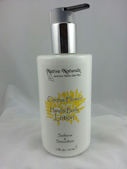 Cactus Flower Hand & Body Lotion