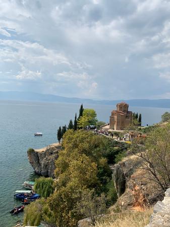Kerkje Ohrid