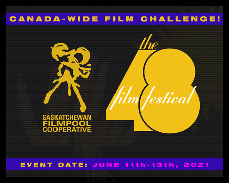 The Filmpool joins the 48 Film Fest!