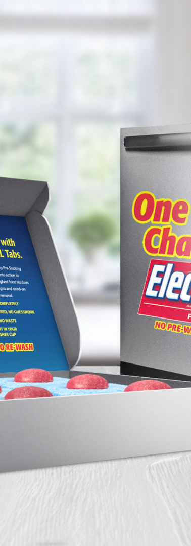 Package Design for Electrasol
