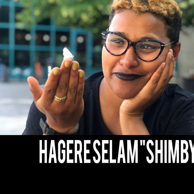 """Super 8 Supper: With Hagere Selam """"shimby"""" Zegeye-Gebrehiwot"""