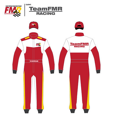 CIK-FIA Level 2 CUSTOM Suit