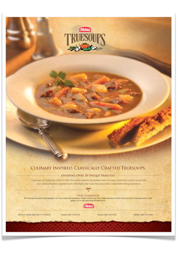 Heinz Print Ad