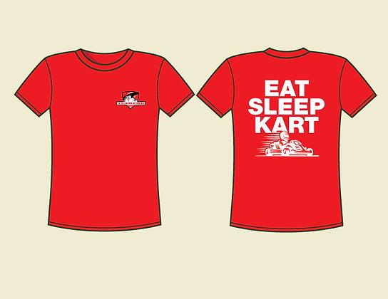 EAT SLEEP KART T-Shirt