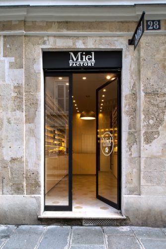 No site Conexão Paris  | Loja em Paris especializada em mel