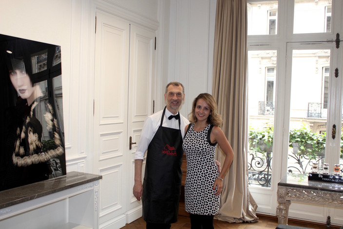 Ultimate hairstyle experience in Paris at Christophe Nicolas Biot's Apartment