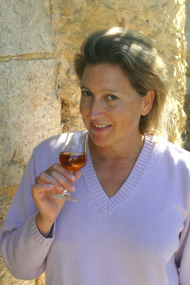 When Armagnac and beauty come together