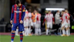 بالفيديو .. تتويج أتلتيك بلباو بكأس السوبر الإسباني للمره الثانية على حساب برشلونة