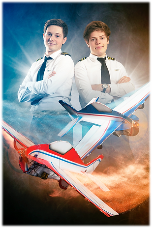 Chaix Brothers planes act