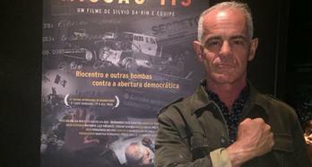 """Lançamento: documentário """"Missão 115"""", fala sobre o atentado ao Rio Centro, no Rio de Jane"""