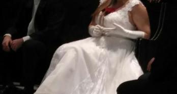 "Soprano Lilian Giovanini, vai ao Brasil para encenar a ópera italiana ""LA TRAVIATA"""