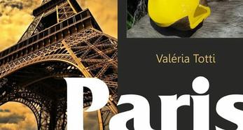 Está em Paris, na França? Nossa dica é a exposição da artista plástica, Valéria Totti, que prossegue