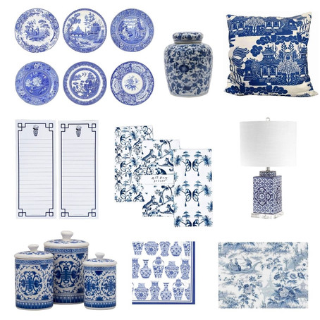 Amazon chinoiserie finds