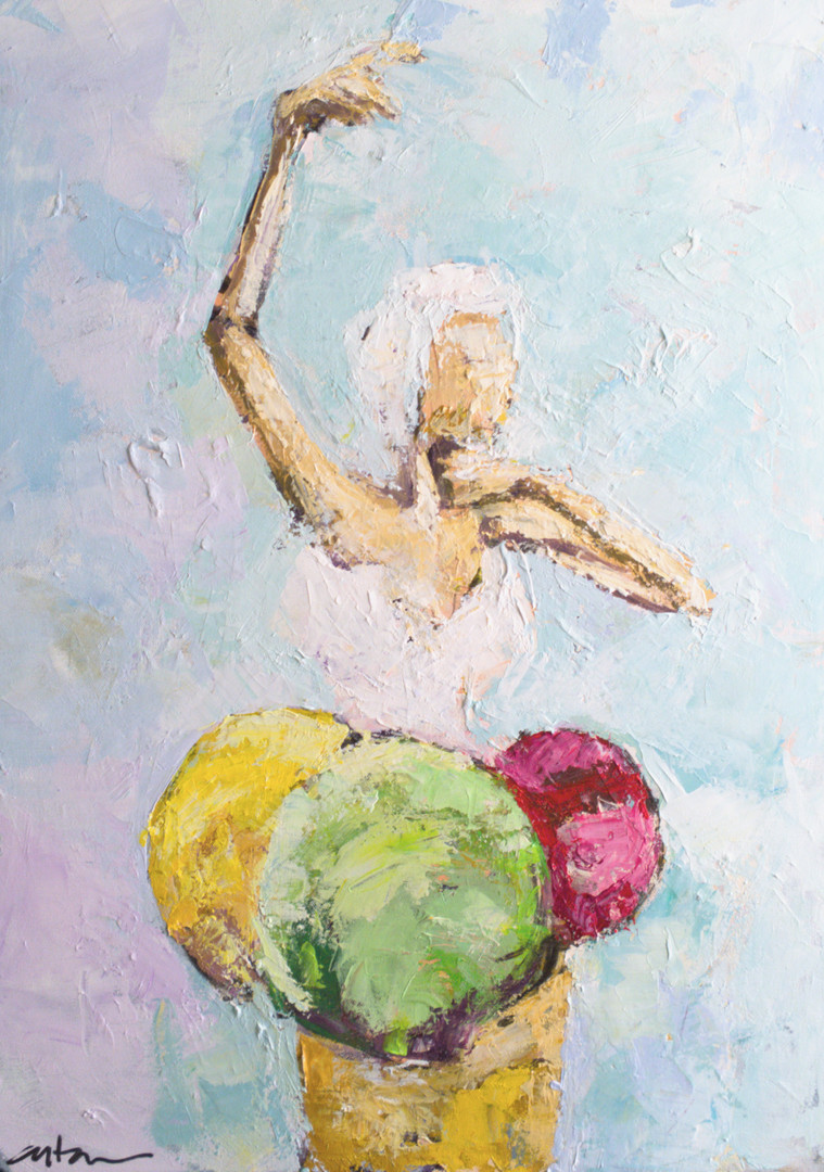 ballerina lemon pistachio and forest fru